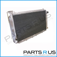 Nissan Patrol GQ 4.2L Diesel 3L Petrol Alloy Performance Radiator TD42 Turbo NEW