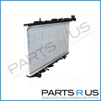 Radiator Nissan N14 & N15 Pulsar 1.6L & 1.8L New Alloy Core 91-00 Manual & Auto