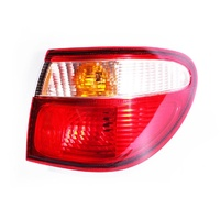 Nissan Pulsar N16 Ser1 Sedan 00 01 02 03 Red & Clear RHS Right Tail Light Lamp
