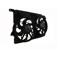 Twin Thermo Radiator Fan to suit Ford BA BF Falcon Fairmont Twin Version 02-06