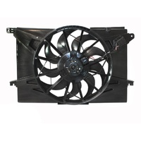 Thermo Radiator Fan to suit Ford BF & FG Falcon Fairmont Single Motor BF2 06 Onwards