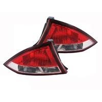 Ford AU Series 2 & 3 Falcon Fairmont Sedan Pair LH & RH Tail Lights 00 01 02