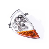 RHS Headlight for Ford Ka 99-02 TA & TB 3 Door Hatchback Clear & Amber