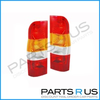 Ford VH VJ Transit Van Tail Lights Pair LH + RH 00-06