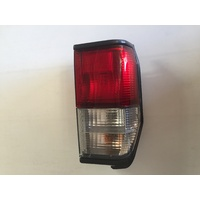 Ford Econovan 99 00 01 02 03 04 05 JH Van Red & Clear LHS Left Tail Light Lamp