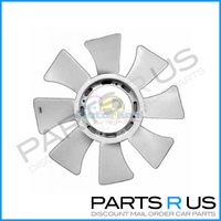 Fan Blades Holden Rodeo 2.3l 91-93 TF Petrol Radiator Viscous Clutch Fan
