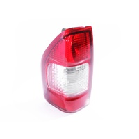 Holden RA Rodeo Ute 03-06 Non-Tinted Red & Clear LHS Left Depo Tail Light Lamp