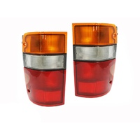 Tail Lights Lamps Pair Left & Right Holden Jackaroo 92-03