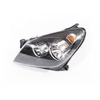 Holden Astra AH 04-06 3&5Door Hatch Wagon & Conv Black LHS Left Headlight Lamp
