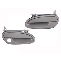 Outer Door Handles Pair Holden Commodore VT VX VY VZ