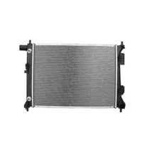 Radiator Suits Kia Rio 11-17 UB Hatchback and Sedan 1.6L 4CYL Suits Auto