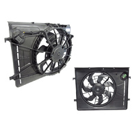 Hyundai Elantra HD Radiator Fan Assembly 7/06 - 2/11 2.0L 4CYL PETROL