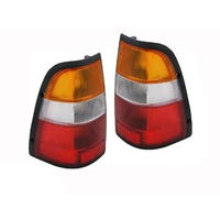 Pair Tail Lights for Holden Rodeo Style Side Ute 97-01  *ON SALE*
