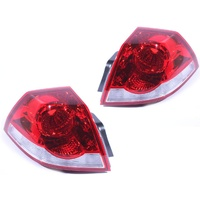 Holden Commodore VE Sedan Tail Lights Pair Omega Lumina SV6 SS LH + RH