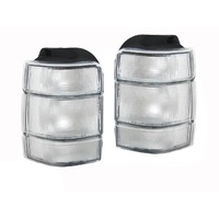 Clear TailLights Holden Commodore VN VP VR VS Wagon Ute