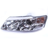 Headlight Holden VY Commodore Left Berlina Chrome LHS Head Lamp