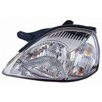 Kia Rio New LHS Headlight 03 04 05 4 & 5 Door Models Head Light Left ADR Quality