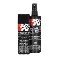 K&N Air Pod/Panel Filter Recharge Kit KN99-5000 - Aerosol Cleaner & Oil