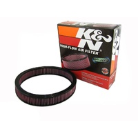 "K&N Round Performance Air Filter Element 14"" x 2.313"""