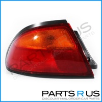 Mazda 323 Astina 94-98 BA 5Door Hatch Red & Amber LHS Left Tail Light Lamp
