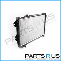 Radiator For Mazda Bravo B2600 UF 85-96 Ute & Ford Courier PC 85-96 2.6L Manual Petrol