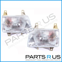 Headlights Mazda Bravo B2500 B2600 / Ford Courier Ute PD 96-99 Left & Right