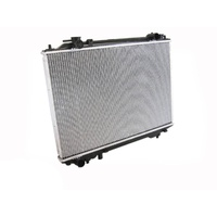 Radiator to suit Ford Courier & Mazda Bravo B2600 2.6l 2.5l 96-06 PD PE PG PH UF UN
