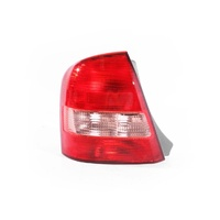 Mazda 323 Protege BJ12 02-03 4Door Sedan Red & Clear LHS Left Tail Light Lamp