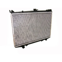Radiator to suit Nissan Navara D21 Diesel 86-97 Manual 2.5 TD25 & 2.7 TD27