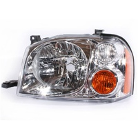 Nissan Navara D22 Headlight Left 01-15 Models LHS Ute Dual/Single Cab 4WD/2WD