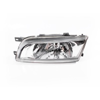 Front Headlight Lamp Left ADR Nissan N15 Pulsar 98 99 00 Sedan & Hatch Clear LHS