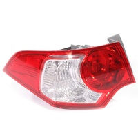 Honda Accord Euro 10-14 Light LHS Left New Tail Light ADR - Quality 11 12 13