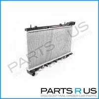 Subaru Forester SF 97-02 Turbo Wagon Aluminium Radiator With Plastic Tanks