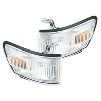 Toyota Corolla 89 90 91 Seca/Wagon LH + RH Pair Of Corner Park Light Lamps
