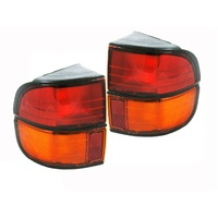 Rear Tail Lights 92-96 Toyota Townace & Spacia Pair ADR 93 94 95 Quality NEW