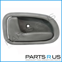 Toyota Corolla / Holden Nova 94 95 96 97 98 Interior Light Grey Door Handle LH