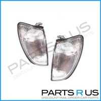 Toyota Landcruiser 100 Series 98 99 00 01 02 03 04 05 RH LH Pair Corner Lights