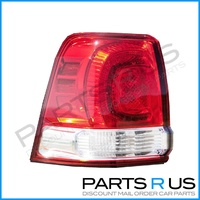 Toyota Landcruiser 200 Series 08-12 Series 1 LH Left Tail Light Lamp Genuine LED