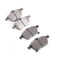 Front Disc Brake Pads Set Holden Astra AH 04-09