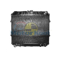 Toyota Hilux Radiator 83-88 4 Cyl Petrol Heavy Duty Brass Copper Auto & Manual