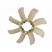 Fan Blades to suit Toyota 75 78 79 80 Series Landcruiser 1HZ 4.2l Diesel