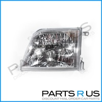 Toyota Landcruiser Prado 99-02 ZJ95 Series 2 Clear LHS Left Headlight Lamp 00 01