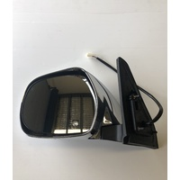Toyota Landcruiser Prado Left Electric Door Mirror 02-09 GXL/VX
