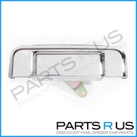 Toyota Hilux 88-14 Ute Tail Gate Tailgate Handle Quality 97 01 05 11 - Chrome