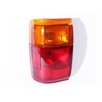Toyota Hilux 4Runner & Surf Ser1 89 90 91 Red & Amber LHS Left Tail Light Lamp