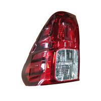 Genuine LH Tail Light To Suit Toyota Hilux 15-19 2/4WD Workmate/SR & SR5 Style Side