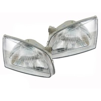 Headlights 96-99 for Toyota Starlet Front Pair LH + RH (PAIR)