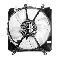 Radiator Fan Assembly for Toyota Rav 4 SXA10/SXA11 2.0L 4Cyl 3S-FE Petrol 7/94-5/00