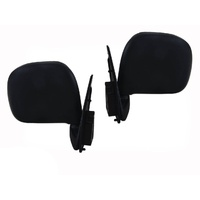 LHS Door Mirrors To Suit Toyota Hiace Van 89-05