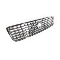 Toyota Hiace 98-05 Chrome Silver Front Center Grill Grille 99 00 01 02 03 04